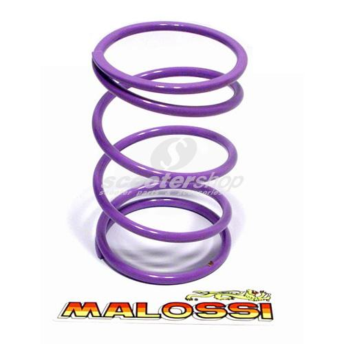 Spring for variator MHR Malossi +82% Ø 4mm, purple, for Aprilia - Derbi - Gilera - Italjet - Kymco - Peugeot - Piaggio