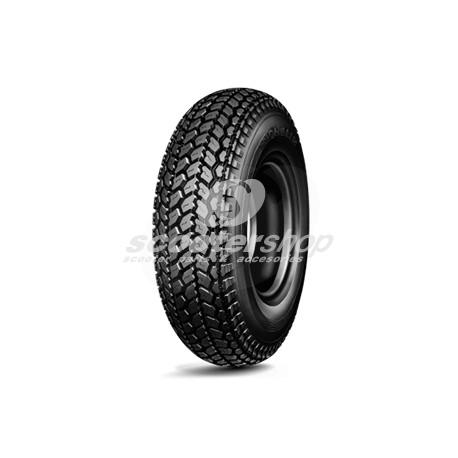 "Tyre  Michelin ACS 2.75-9"", classic for Vespa 50 and Lambretta J50 with 9 inch tyres."