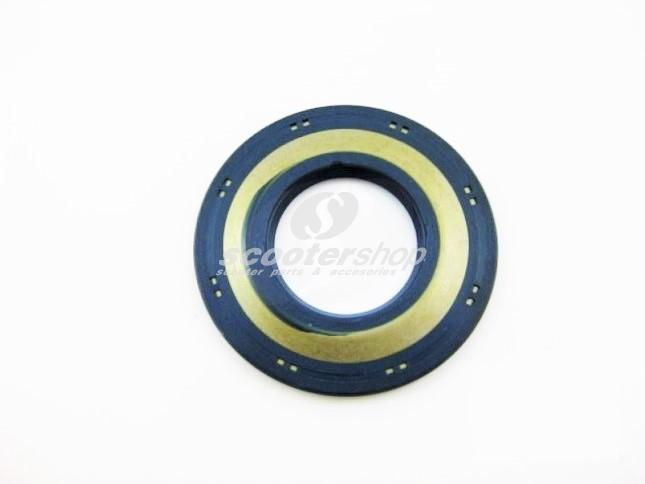 Crankshaft oil seal interior plastic Vespa PE-PX-Cosa- Dimensions 31x62x4,3x5,8 mm