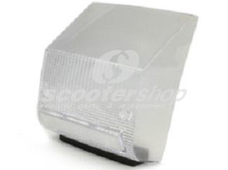Taillight lens for Vespa PX (arcobaleno 1984-2000) - white