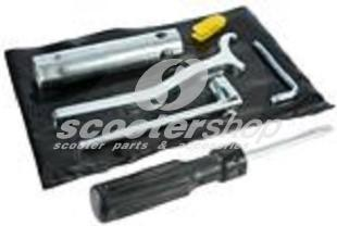 Tool Kit PIAGGIO for PIAGGIO/Vespa DNA/Beverly /Fly/Liberty/LX/LXV/S/ET2 /ET4/GTS/GT/GTV