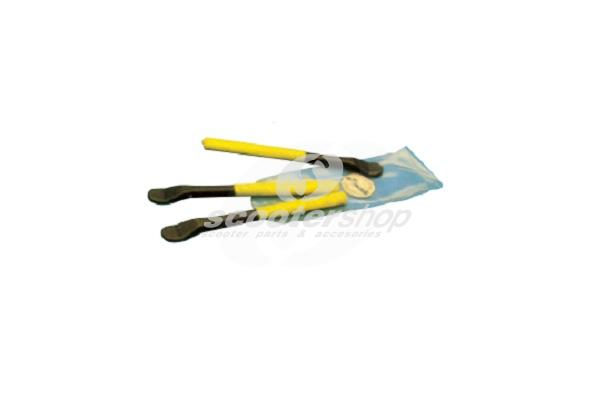 Tyre disassembling tool set 3 pieces. Lenght 170mm