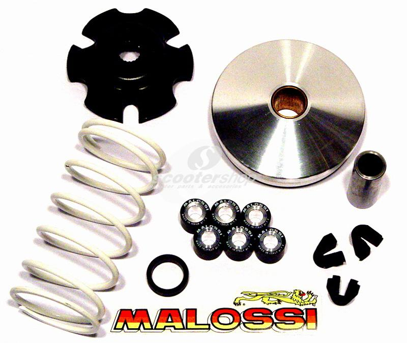 "Racing variator Malossi ""Multivar"" for Minarelli engines(Yamaha-Aprilia etc)"